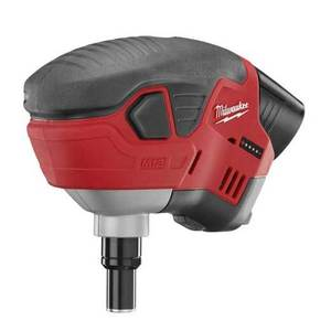 Milwaukee 2458-21 M12 Cordless Palm Nailer