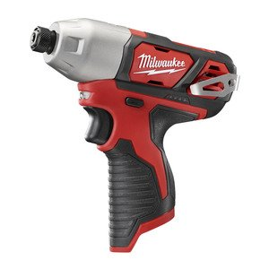 """Milwaukee 2462-20 M12™ ¼"""" Hex Impact Driver TOOL ONLY"""