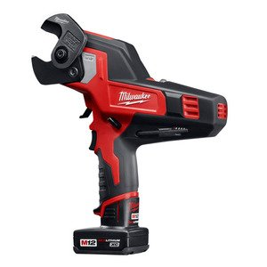 Milwaukee 2472-21XC Cable Cutter, 600MCM