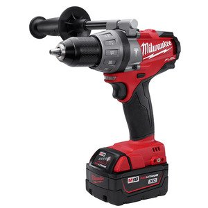 Milwaukee 2604-22 M18 Fuel Cordless Hammer Drill/Drivers