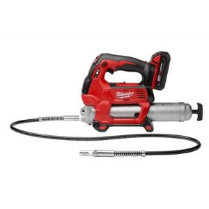 Milwaukee 2646-21CT M18™ Cordless 2-Speed Grease Gun Kit
