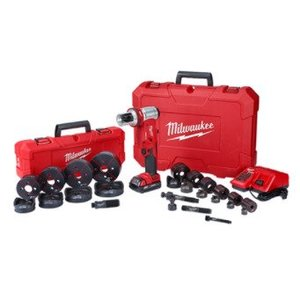 Milwaukee 2677-23 M18 Forcelogic 6T Knockout Tool Kit