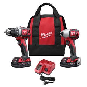 Milwaukee 2691-22 M18 Cordless Tool Kit