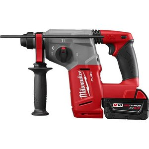 "Milwaukee 2712-22DE M18 FUEL™ 1"" SDS Plus Rotary Hammer"