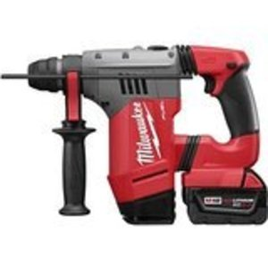 Milwaukee 2715-22DE SDS Plus Rotary Hammer & Dedicated Dust Extractor