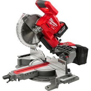 "Milwaukee 2734-21HD M18 FUEL™ 10"" Dual Bevel Sliding Compound Miter Saw Kit"