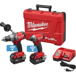 Milwaukee 2795-22 2-Tool Combo Kit