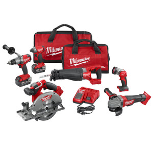 Milwaukee 2896-26 M18 Cordless Tool Kit