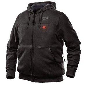 Milwaukee 301B-20XL M12 Black Heated Hoodie XL