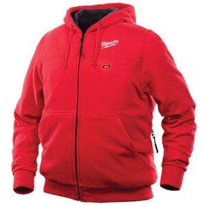 Milwaukee 301R-20XL M12 Red Heated Hoodie XL