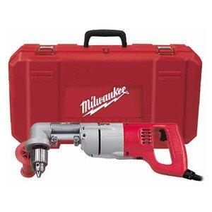 Milwaukee 3107-6 Drill Kit, 120V, 7A