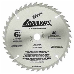 "Milwaukee 48-40-4015 6-1/2"" Circular Saw Blade"