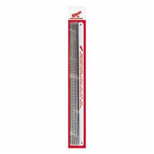 "Milwaukee 48-43-0630 Hacksaw Blade, Bi-Metal, 32 TPI, 12"""