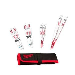 Milwaukee 49-22-0240 8-Piece SAWZALL® Blade Set