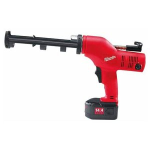 Milwaukee 6562-21 MILW 6562-21 14.4V CAULK GUN