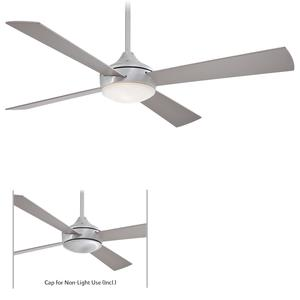 "Minka Lighting F521-ABD 52"" ALUMA CEILING FAN"