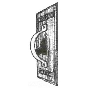 Mulberry Metal 40460 Emergency Plate Switch Guard