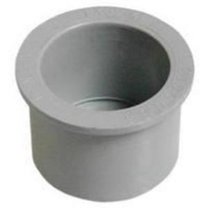 "Multiple 075X050RB Reducer Bushing, Size: 3/4 x 1/2"", PVC"