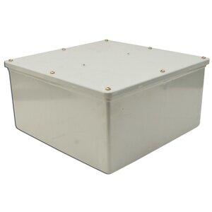 Multiple 12X12X4-JCT-BOX-W/CVR Type 4X, Screw Cover Enclosure