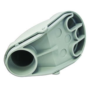 "Multiple 250SEC 2-1/2"" PVC Service Entrance Cap"