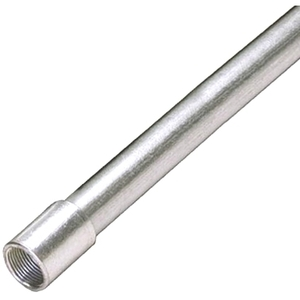 "Multiple 350 IMC Conduit, 3-1/2"", Galvanized Steel, 10'"