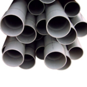 "Multiple 400DB100 4"" PVC Utility Duct, 20', Type DB100"