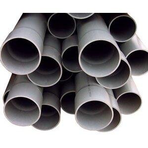 "Multiple 400EB20 4"" PVC Utility Duct, Type EB20, 20'"