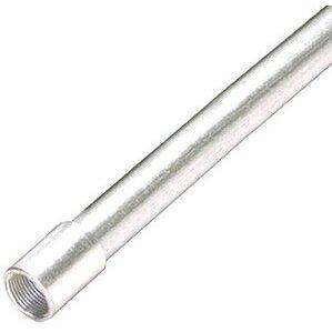 """Multiple 600 Rigid Aluminum Conduit, 6"""", 10'"""