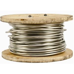 Multiple BARE2SOLTIN410RL 2 AWG Bare Copper, Tinned, Solid, 410'