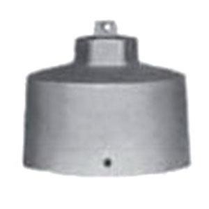 """Multiple CAP200 Rigid Galvanized Cap, 2"""", For Use with Rigid/IMC Conduit"""