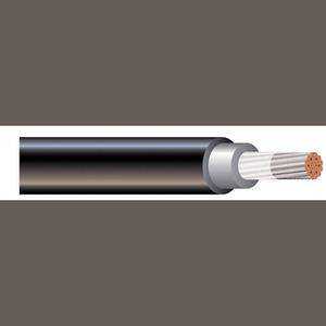 Multiple DLO1/0 Diesel Locomotive Cable, 1/0 AWG, 2 kV