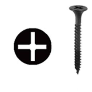 """Multiple DWSBX62 Drywall Screw, Bugle Head, #6 x 2"""", Fine Thread"""