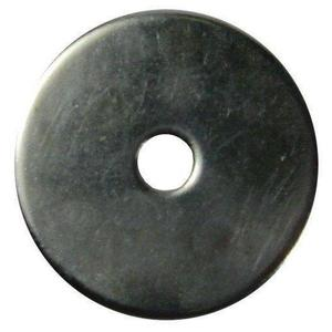 "Multiple FENW14114 Fender Washer, 1/4"" x 1-1/4"", Steel"