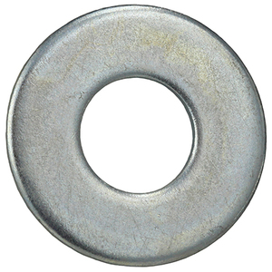 "Multiple FW58 Flat Washer, 5/8"", Steel"