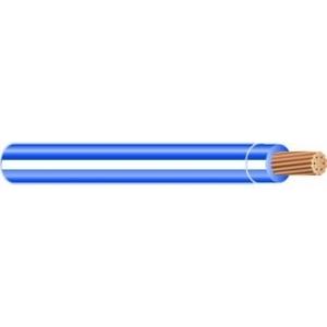 Multiple MTW18STR264BLUWHT500RL 18 AWG MTW Stranded Copper, Blue/White, 500'