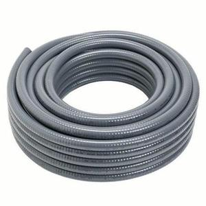 "Multiple NM0751000RL Liquidtight Flexible Conduit, Non-Metallic, 3/4"", Gray, 1000' Reel"