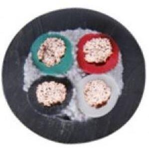 Multiple SOWASO84BLK500RL 8/4 SO/SOWA Cord, Black, 500'