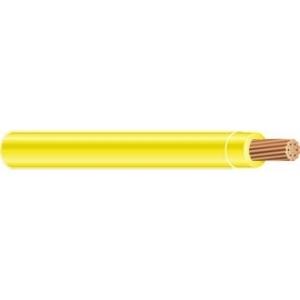 Multiple THHN1/0STRYEL5000RL 1/0 AWG THHN Stranded Copper, Yellow, 5000'