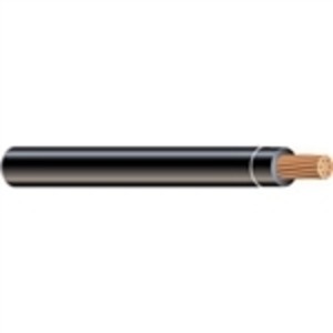 Multiple THHN3/0STRBLK2500RL 3/0 AWG THHN Stranded Copper, Black 2500'