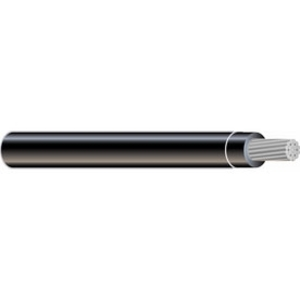 Multiple XHHW1STRBLK500RL 1 XHHW Stranded Aluminum, Black, 500' Reel