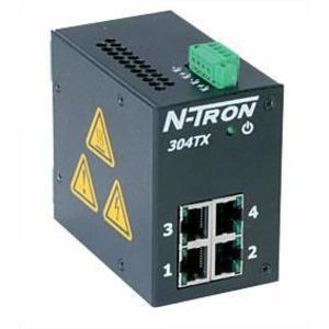 N-TRON 304-TXN ETHERNET SWITCH