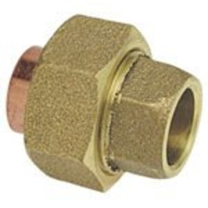 "NIBCO B260100 Union, Type: C x M - Cast, Size: 1/2"", Copper"