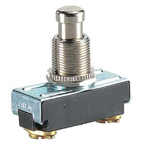 NSI Tork 76080PS Appliance Switch, SPST, Momentary