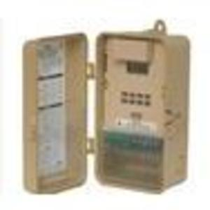 NSI Tork DG120 120v Dpdt 15a Seven Day 1 Channel Digital