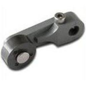 "Namco Controls EL060-58920 Actuator Lever, Straight Side Roller, 4"", Steel, 1-1/2"" Diameter"