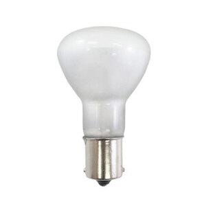 Norman 1383/TF Incandescent Miniature Lamp, Shatter-Resistant, R12, 20W, 13V
