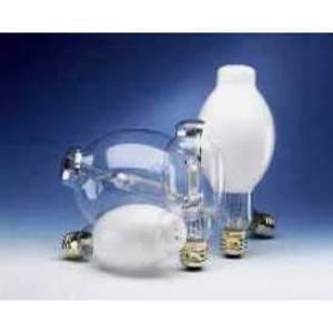 Norman M175/U/BT28/TF Metal Halide Lamp, Shatter-Resistant, ED28, 175W, Clear