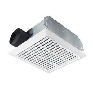 Nutone 695 Ceiling/Wall Fan, 70 CFM