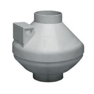 "Nutone ILRF 140 CFM 4-5"" In-Line Fan, Radon Mitigation"