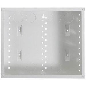 "ON-Q EN1200 14"" Enclosure with Screw-On Door, 12.13"" H x 14.3"" W x 3.7"" D, White"